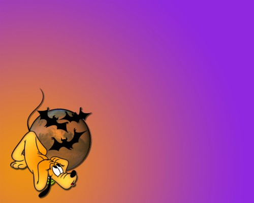 191 1913892 disney halloween hd for desktop backgrounds disney pluto