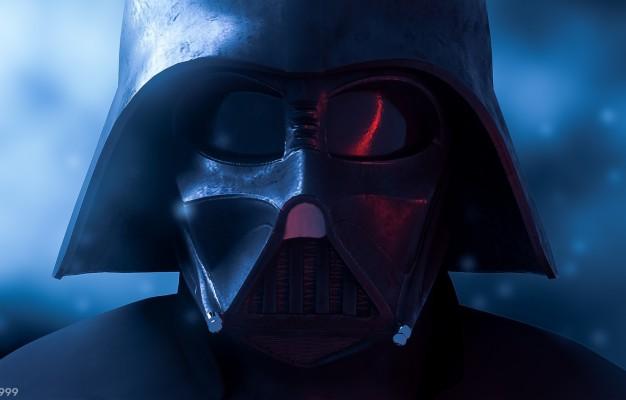 Star Wars Darth Vader Art 1366x768 Wallpaper Teahub Io