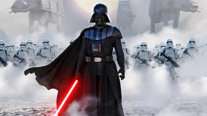 Darth Vader From Star Wars Hd Wallpaper Star Wars Darth Vader Wallpaper 4k 970x554 Wallpaper Teahub Io