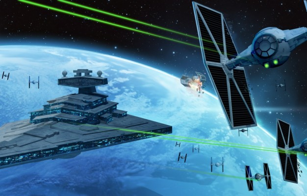 Fleet Of Star Destroyers 2560x1024 Wallpaper Teahub Io