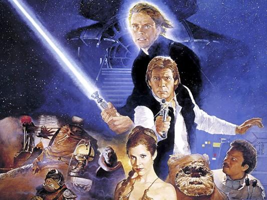 Star Wars Wallpaper Wallpaper Movies Hd Wallpaper 1920x1200 Star Wars Original Trilogy Art 970x606 Wallpaper Teahub Io