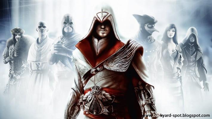 Assassin S Creed Brotherhood 2289x1363 Wallpaper Teahub Io