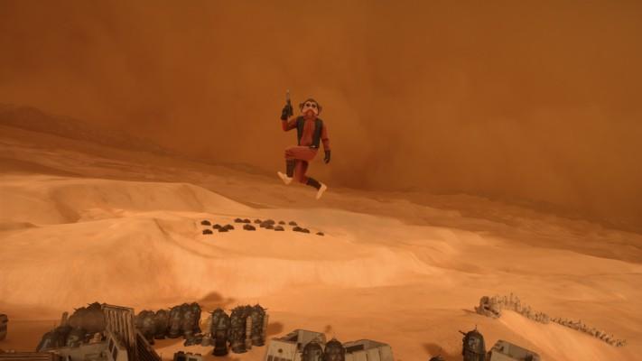 Star Wars Wallpaper Tatooine 1024x768 Wallpaper Teahub Io