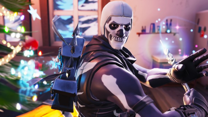 Skull Trooper Fortnite Season 6 4k Ultra Hd Mobile Skull Trooper Wallpaper Iphone 950x1689 Wallpaper Teahub Io