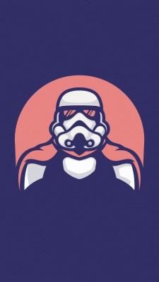 Minimalist Wallpaper Star Wars 1920x1080 Wallpaper Teahub Io