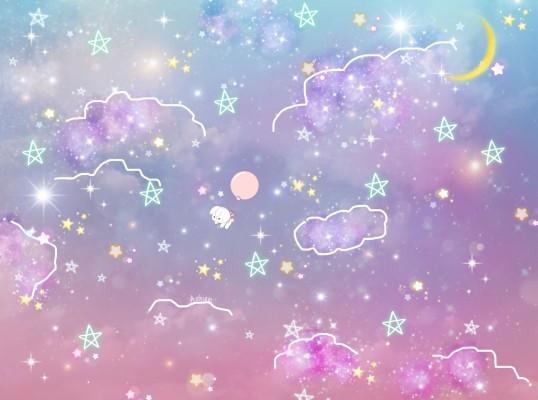 Pastel Cute Wallpaper For Laptop 2448x1820 Wallpaper Teahub Io
