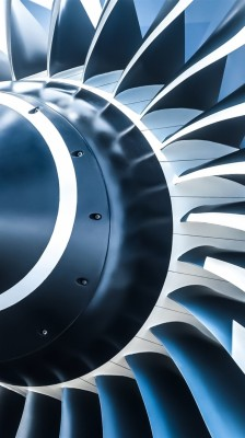 Iphone Wallpaper Turboprop Jet Engine Aircraft Airplane Engine Wallpaper 4k 750x1334 Wallpaper Teahub Io