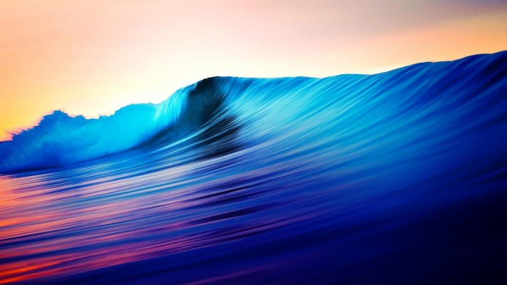 Ocean, Waves, Nature, Scenery, 8k, - 4k Ultra Hd Dual ...