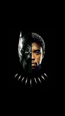 Black Panther Wallpaper 4k 1242x2208 Wallpaper Teahub Io
