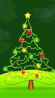 201 2013417 wallpaper christmas lights iphone christmas aesthetics wallpaper for