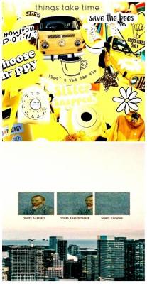 White Aesthetic Tumblr Collage 720x1280 Wallpaper Teahub Io