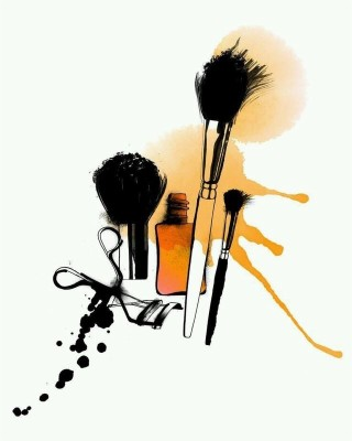 Makeup Iphone Wallpaper Hairstyle And Make Up Pinterest Makeup Wallpaper Iphone 750x1334 Wallpaper Teahub Io