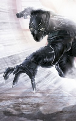 298 Best Black Panther Images On Black Panthers Chadwick Boseman Black Panther Autograph 736x1171 Wallpaper Teahub Io