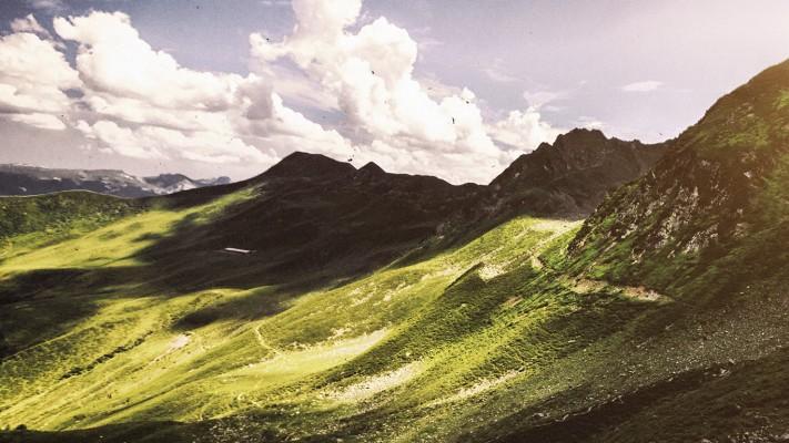 Na25 Nature Mountain Green Mac Wallpaper Pinterest Nature Aesthetic Wallpaper Laptop 1270x691 Wallpaper Teahub Io