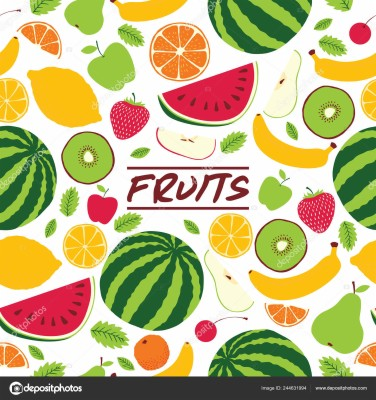 Fruity Background 1600x1700 Wallpaper Teahub Io