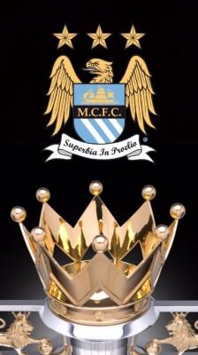 Manchester City Logo Wallpaper For Iphone 736x1309 Wallpaper Teahub Io