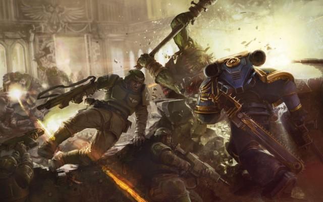 Custom Imperial Guard Army 2048x1536 Wallpaper Teahub Io