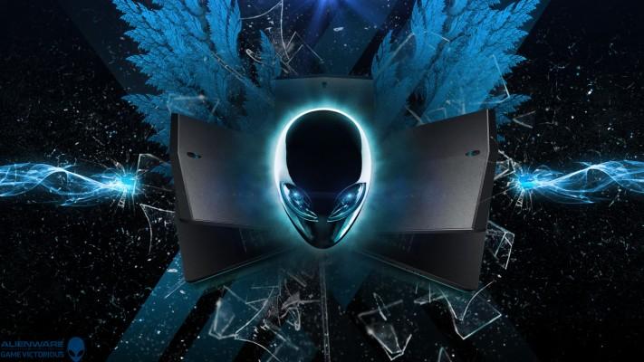 View Alienware Wallpaper 4K  PNG
