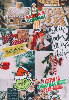 213 2133159 christmas wallpaper collage