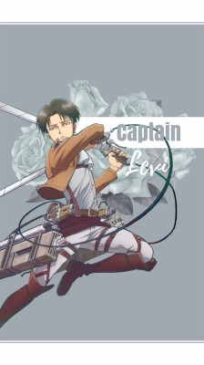 Levi Ackerman Wallpaper Lockscreen Lock Screen Levi Ackerman 736x1308 Wallpaper Teahub Io