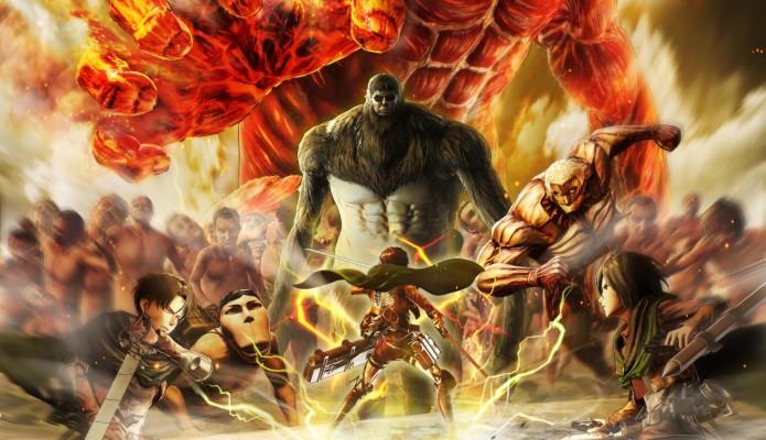 Attack On Titan Eren Wallpaper 4k 3840x2160 Wallpaper Teahub Io