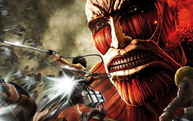 Free Attack On Titan High Quality Wallpaper Id Attack On Titan 1440x900 Wallpaper Teahub Io