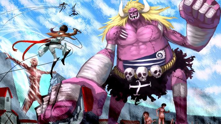 Shingeki No Kyojin Attack On Titan Halloween 1080x1920 Wallpaper Teahub Io