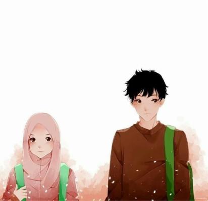 Gambar Kartun Jepang Couple Love Couple 1600x941 Wallpaper Teahub Io