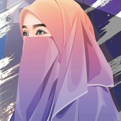 Muslimah Cartoon 1024x1024 Wallpaper Teahub Io