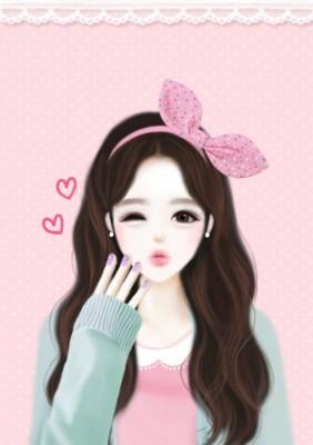 223 2231431 gambar kartun korea cantik