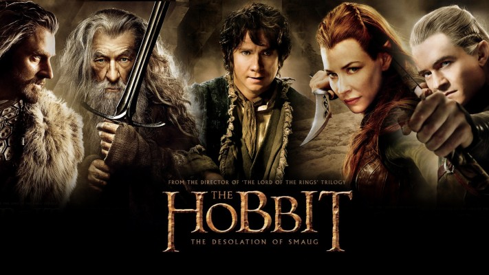 Hd Quality Wallpaper Hobbit The Desolation Of Smaug 2013 1920x1080 Wallpaper Teahub Io