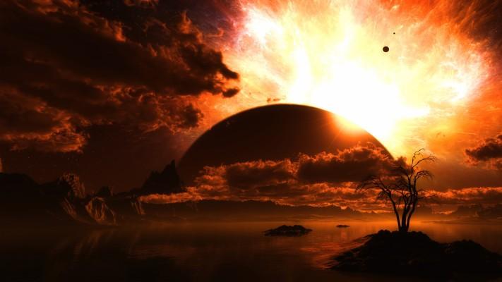 Universe Meditation Wallpaper Wallpaper Blasphemy Beginning Of The End 1920x1080 Wallpaper Teahub Io