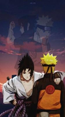 227 2273515 anime naruto y sasuke