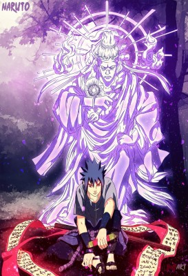 229 2292002 sasuke indra chakra sasuke and indra susanoo