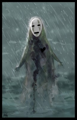 Image Spirited Away No Face 576x1024 Wallpaper Teahub Io
