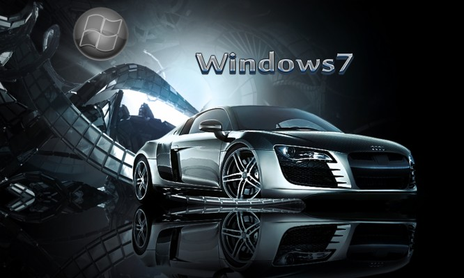 Windows 7 3 D 1680x1050 Wallpaper Teahub Io