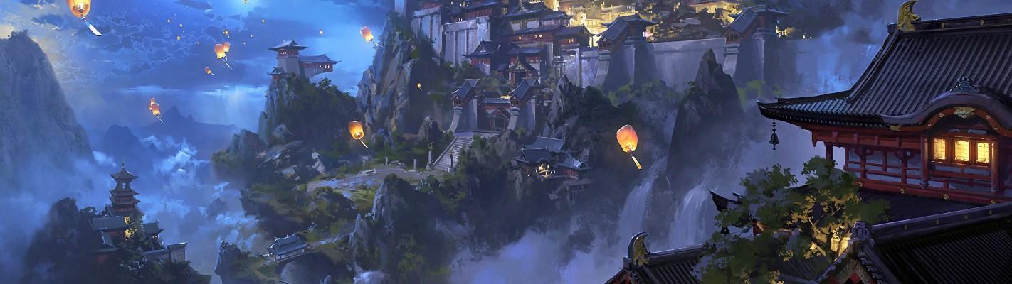Anime Night Sky Stars Clouds Scenery 4k Aesthetic Anime Night Sky 2560x1600 Wallpaper Teahub Io
