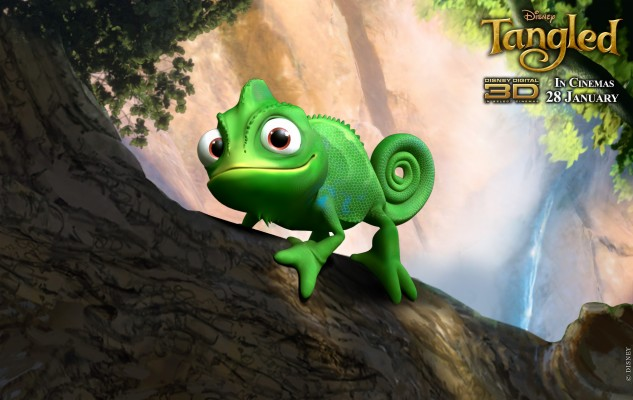 Pascal Tangled Cute 1900x1200 Wallpaper Teahub Io