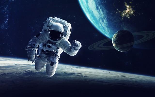 Wallpaper Astronaut Space Suit Spaceman Astronaut Wallpaper 4k 1920x1080 Wallpaper Teahub Io