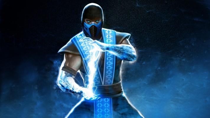Mortal Kombat Sub Zero 4k 3840x2160 Wallpaper Teahub Io