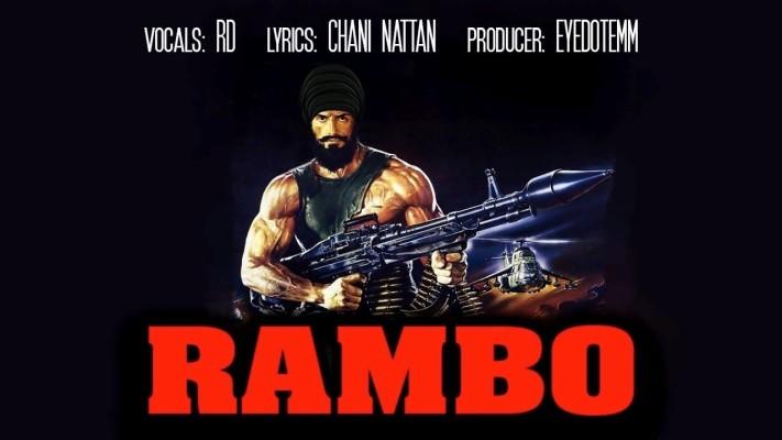 Rambo First Blood Part Ii 1985 Poster 1280x720 Wallpaper Teahub Io