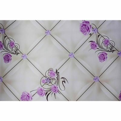 terlaris terbaru lukisan kaligrafi warna ungu dekorasi