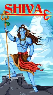 248 2483573 shiv ji wallpaper 3d hd lord shankar vector