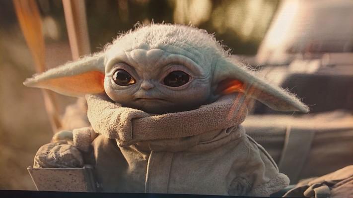 High Quality Sad Baby Yoda Blank Meme Template Baby Yoda Wallpaper 4k 2560x1440 Wallpaper Teahub Io