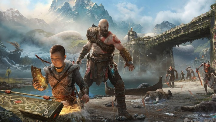 God Of War Game 4k Iphone X Wallpaper God Of War Wallpaper Iphone X 640x1385 Wallpaper Teahub Io