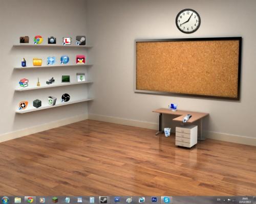 252 2524467 office wallpaper for desktop shelf background for desktop