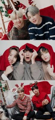 254 2541953 bts christmas photoshoot 2019
