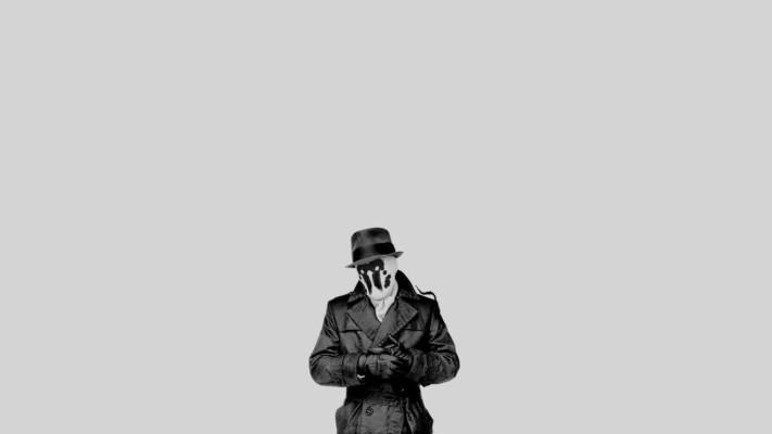 Awesome Rorschach I Made Rorschach Wallpaper 4k 1300x731 Wallpaper Teahub Io