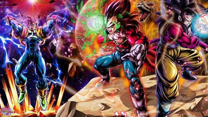 Dragon Ball Legends Vegeta Ssj4 2560x1440 Wallpaper Teahub Io