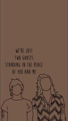 One Direction Lyrics Drawings Tumblr Wallpapers Point 954x1274 Wallpaper Teahub Io